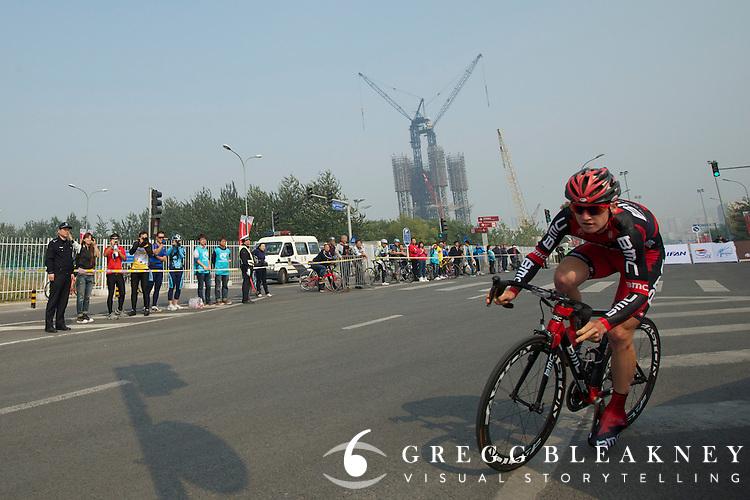 """Chris Butler, BMC - #12 -1'48"""" -2011 Tour of Beijing, Stage 1 ITT"""