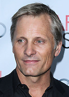 HOLLYWOOD, LOS ANGELES, CA, USA - NOVEMBER 08: Actor Viggo Mortensen arrives at the AFI FEST 2014 - 'Jauja' Photo Call held at the TCL Chinese 6 Theatre on November 8, 2014 in Hollywood, Los Angeles, California, United States. (Photo by Xavier Collin/Celebrity Monitor)