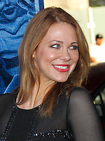 "LOS ANGELES, CA, USA - APRIL 16: Actress Maitland Ward arrives at the Los Angeles Premiere Of Open Road Films' ""A Haunted House 2"" held at Regal Cinemas L.A. Live on April 16, 2014 in Los Angeles, California, United States. (Photo by Xavier Collin/Celebrity Monitor)"