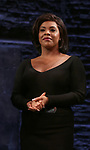 Bryonha Marie Parham during the Broadway Opening Night performance Curtain Call for 'The Prince of Broadway' at the Samuel J. Friedman Theatre on August 24, 2017 in New York City.