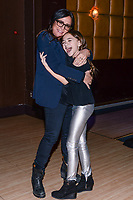 NEW YORK CITY - MARCH 15: Pamela Adlon and Olivia Edward attends FX Networks 2018 Annual All-Star Bowling Party at Lucky Strike Manhattan on March 15, 2018 in New York City. (Photo by Anthony Behar/FX/PictureGroup)