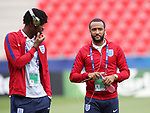 England's Nathan Redmond during the UEFA Under 21 Semi Final at the Stadion Miejski Tychy in Tychy. Picture date 27th June 2017. Picture credit should read: David Klein/Sportimage