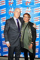 LOS ANGELES - SEP 25: Pat Harris, Denice Nichols at 'Pat Harris' California Democratic U.S. Senate run 2018 kick off' at Catalina Jazz Club Bar & Grill on September 25, 2017 in Hollywood, California