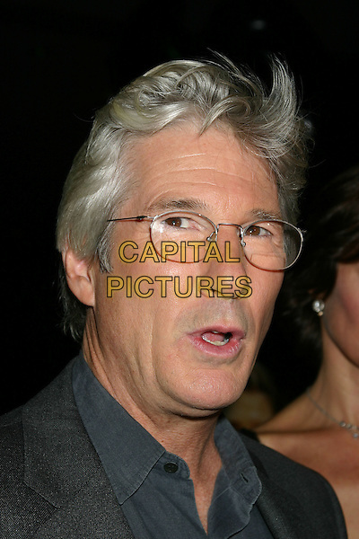 "RICHARD GERE.""Shall We Dance""  New York Premiere, Paris Theatre .New York City, New York, United States, .October 5th 2004. .portrait headshot.Ref: IW.www.capitalpictures.com.sales@capitalpictures.com.©Ian Wilson/Capital Pictures ."