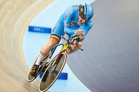 Picture by Alex Whitehead/SWpix.com - 02/03/2017 - Cycling - UCI Para-cycling Track World Championships - Velo Sports Center, Los Angeles, USA - Belgium's BOSMANS Kris