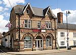 Clarke and Simpson chartered surveyors and estate agents, Framlingham, Suffolk, England, UK