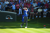 2017 Travelers Chamionship - Rory McIlroy - 1st Tee - 6/25/2018 - 4th Round