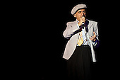 Dexys - vocalist Kevin Rowland - performing live at The Apex in Bury St Edmunds |UK - 09 April 2013.  Photo credit: Ben Matthews/Music Pics Ltd/IconicPix
