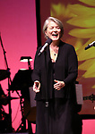 Cass Morgan during the Celebrate the Life of Marin Mazzie Memorial Service at the Gershwin Theatre on October 25, 2018 in New York City.