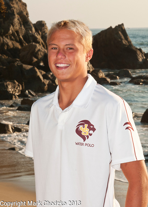 JSerra Catholic High School water polo player.