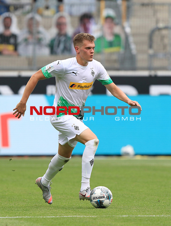 Gladbachs Matthias Ginter -<br /><br />27.06.2020, Fussball, 1. Bundesliga, Saison 2019/2020, 34. Spieltag, Borussia Moenchengladbach - Hertha BSC Berlin,<br /><br />Foto: Johannes Kruck/POOL / via / Meuter/Nordphoto<br />Only for Editorial use