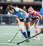 AMSTELVEEN - Renske Siersema (Hurley) .Hoofdklasse competitie dames, Hurley-HDM (2-0) . COPYRIGHT KOEN SUYK