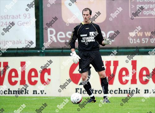 2011-07-17 / Voetbal / seizoen 2011-2012 / KFC Oosterzonen / Tom Wagemans..Foto: mpics
