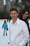 Olympic Skater Todd Eldredge at the Figure Skating in Harlem  - the 2011 Skating with the Stars on April 4, 2011 at Wollman Rink, Central Park, New York City, New York. (Photo by Sue Coflin/Max Photos)