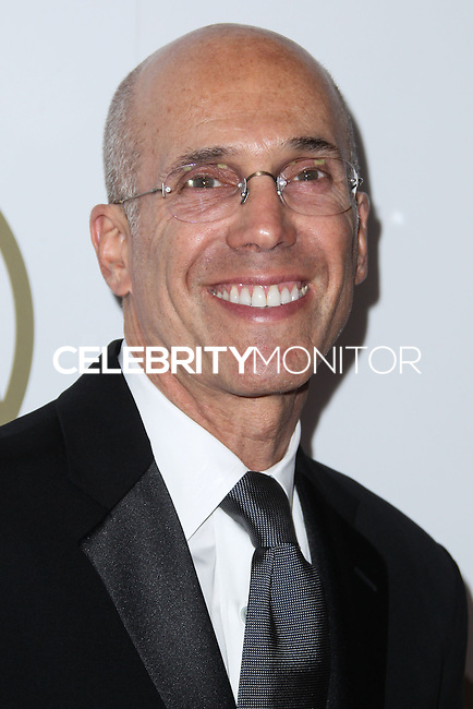 BEVERLY HILLS, CA - JANUARY 19: Jeffrey Katzenberg at the 25th Annual Producers Guild Awards held at The Beverly Hilton Hotel on January 19, 2014 in Beverly Hills, California. (Photo by Xavier Collin/Celebrity Monitor)