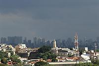 Belo Horizonte (MG) 20/02/2019 - Clima / Tempo / Nuvens / Belo Horizonte - Tempo fechado na região noroeste, da cidade de Belo Horizonte, nesta quarta-feira, 20. (Foto: Doug Patricio/Brazil Photo Press)