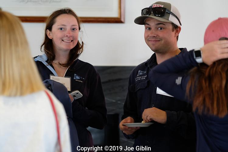 URI Sailing Reception 5/22/19