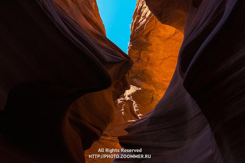 Antelope Canyon Formations, Arizona