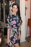 Pilar Rubio at Sony Xperia event