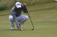 during Saturday's Round 3 of the 2018 Dubai Duty Free Irish Open, held at Ballyliffin Golf Club, Ireland. 7th July 2018.<br /> Picture: Eoin Clarke | Golffile<br /> <br /> <br /> All photos usage must carry mandatory copyright credit (&copy; Golffile | Eoin Clarke)