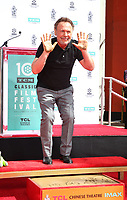 12 April 2019 - Hollywood, California - Billy Crystal. TCM Honors Billy Crystal With A Hand And Footprint Ceremony  held at TCL Chinese Theatre. Photo Credit: Faye Sadou/AdMedia