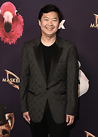 "BEVERLY HILLS  - SEPTEMBER 10:  Ken Jeong attends the season two premiere event for FOX's ""The Masked Singer"" at The Bazaar at the SLS Beverly Hills on September 10, 2019 in Beverly Hills, California. (Photo by Scott Kirkland/FOX/PictureGroup)"