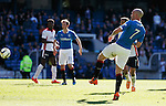 Nicky Law saves Rangers as he stabs in the equaliser