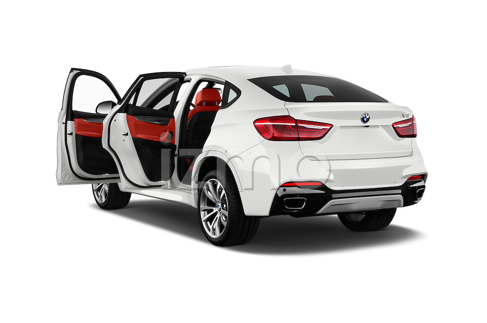 Car images of 2018 BMW X6 sDrive35i 5 Door SUV Doors