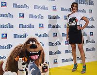 Spanish actrees Inma del Moral during the premiere of  Mascotas at Kinepolis cinema in Madrid. July 21, 2016. (ALTERPHOTOS/Rodrigo Jimenez) /NORTEPHOTO.COM