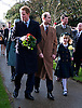 "KATE'S 1ST CHRISTMAS AT SANDRINGHAM.Catherine, Duchess of Cambridge joined members of the Royal Family for her first Christmas at Sandringham, Norfolk..She attended Christmas Day Service together with other members of the Roayal Familt a St. Mary Magdalene Church, Sandringham_25/12/2011.Picture shows: Prince Harry with Prince Edward and daughter Louise.Mandatory Credit Photo: ©NEWSPIX INTERNATIONAL..Please telephone : +441279324672 for usage fees..**ALL FEES PAYABLE TO: ""NEWSPIX INTERNATIONAL""**..IMMEDIATE CONFIRMATION OF USAGE REQUIRED:.Newspix International, 31 Chinnery Hill, Bishop's Stortford, ENGLAND CM23 3PS.Tel:+441279 324672  ; Fax: +441279656877.Mobile:  07775681153.e-mail: info@newspixinternational.co.uk"