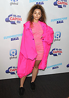 Ella Eyre at the Capital FM Summertime Ball at Wembley Stadium, London on June 8th 2019<br /> CAP/ROS<br /> ©ROS/Capital Pictures