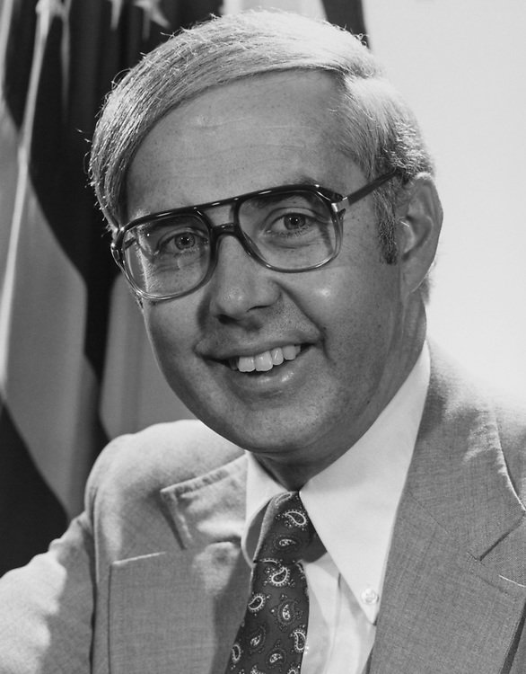 Rep. Robert Smith Walker, R-Pa., on December 8, 1983. (Photo by CQ Roll Call)