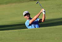 Wade Ormsby (AUS) in action on the 11th during Round 2 of the ISPS Handa World Super 6 Perth at Lake Karrinyup Country Club on the Friday 9th February 2018.<br /> Picture:  Thos Caffrey / www.golffile.ie<br /> <br /> All photo usage must carry mandatory copyright credit (&copy; Golffile   Thos Caffrey)
