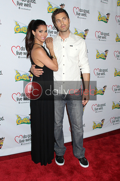 Roselyn Sanchez, Eric Winter <br />