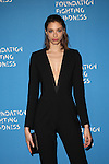 Mdoel Alexandra Agoston attends the  Foundation Fighting Blindness World Gala Held at Cipriani downtown located at 25 Broadway