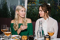 The Hook Fashion Discovery App Launch Event Dinner on March 15, 2017 (Photo by Jason Sean Weiss/Guest of a Guest)