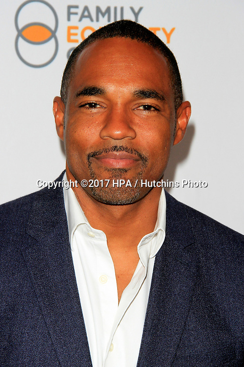 LOS ANGELES - MAR 11:  Jason George at the Family Equality Council's Annual Impact Awards at the  Beverly Wilshire Hotel on March 11, 2017 in Beverly Hills, CA