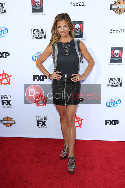 """Charisma Carpenter<br /> at the """"Sons of Anarchy"""" Season Six Premiere Screening, Dolby Theatre, Hollywood, CA 09-07-13<br /> David Edwards/Dailyceleb.com 818-249-4998"""