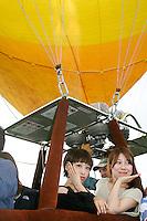 20170217 17 February Hot Air Ballooning Cairns