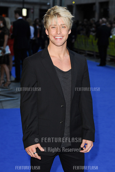 "Mitch Hewer arriving for the ""Filth"" premiere at the Odeon Leicester Square, London. 30/09/2013 Picture by: Steve Vas / Featureflash"