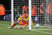 Michael McGovern of Norwich City can't stop the second Bournemouth goal scored by Steve Cook of Bournemouth during AFC Bournemouth vs Norwich City, Caraboa Cup Football at the Vitality Stadium on 30th October 2018