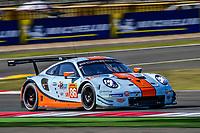 #86 GULF RACING (GBR) PORSCHE 911 RSR GTE AM MICHAEL WAINWRIGHT (GBR) BENJAMIN BARKER (GBR) THOMAS PREINING (AUT)