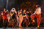 """Hungarian company of Dance Experidance during the presentation of her new show """"NAGYIDA""""..(Acero/ALTERPHOTOS)"""