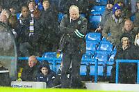 Queens Park Rangers manager Steve McClaren<br /> <br /> Photographer Alex Dodd/CameraSport<br /> <br /> The EFL Sky Bet Championship - Leeds United v Queens Park Rangers - Saturday 8th December 2018 - Elland Road - Leeds<br /> <br /> World Copyright &copy; 2018 CameraSport. All rights reserved. 43 Linden Ave. Countesthorpe. Leicester. England. LE8 5PG - Tel: +44 (0) 116 277 4147 - admin@camerasport.com - www.camerasport.com