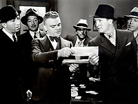 James Cagney and Joe Sayer (R)  in JIMMY THE GENT
