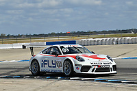 Porsche GT3 Cup Series<br /> Sebring February Test<br /> Sebring International Raceway, Sebring, Florida, USA<br /> Wednesday 21 February 2018<br /> #99 AM Motorsports/Kelly-Moss, Porsche 991 / 2018, GT3P: Alan Metni<br /> World Copyright: Richard Dole<br /> LAT Images