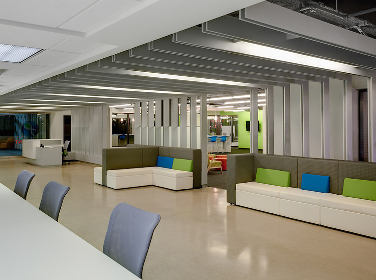 Persistent Systems Ohio Office | WSA Studio