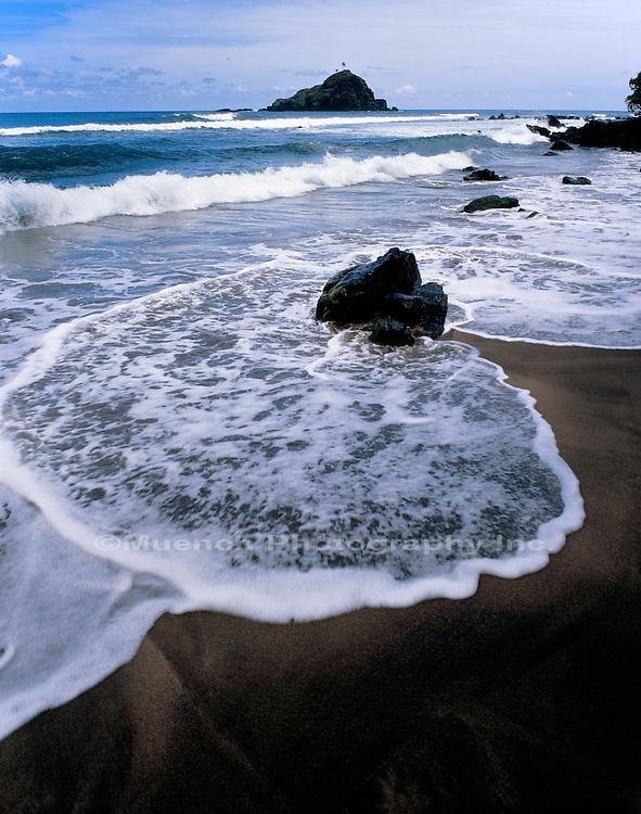 """Koki Beach Park, Hana Coast, Maui   HAWAII"""