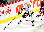 6 February 2010: Pittsburgh Penguins' left wing forward Matt Cooke in second period action against the Montreal Canadiens at the Bell Centre in Montreal, Quebec, Canada. The Canadiens defeated the Penguins 5-3. Mandatory Credit: Ed Wolfstein Photographer