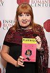 "Annie Golden attends the Opening Night Party for ""Because I Could Not Stop: An Encounter with Emily Dickinson"" at the West Bank Cafe on September 27, 2018 in New York City."